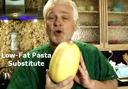 spaghetti squash instead of pasta
