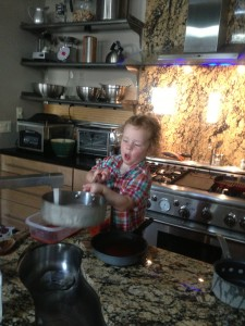 JJ in the Kitchen
