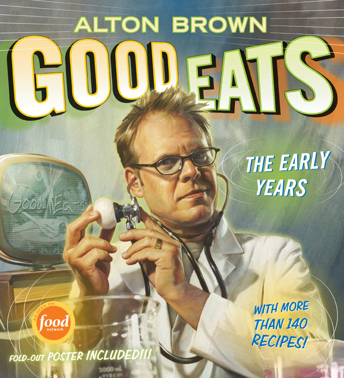alton brown diet