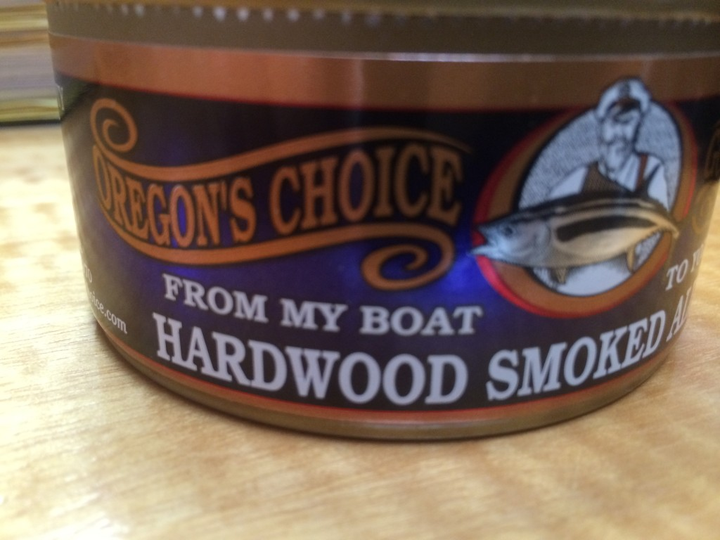 Oregon's Choice tuna fish