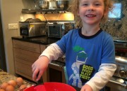 Teaching children to cook will prevent more childhood obesity than changing their gut bacteria