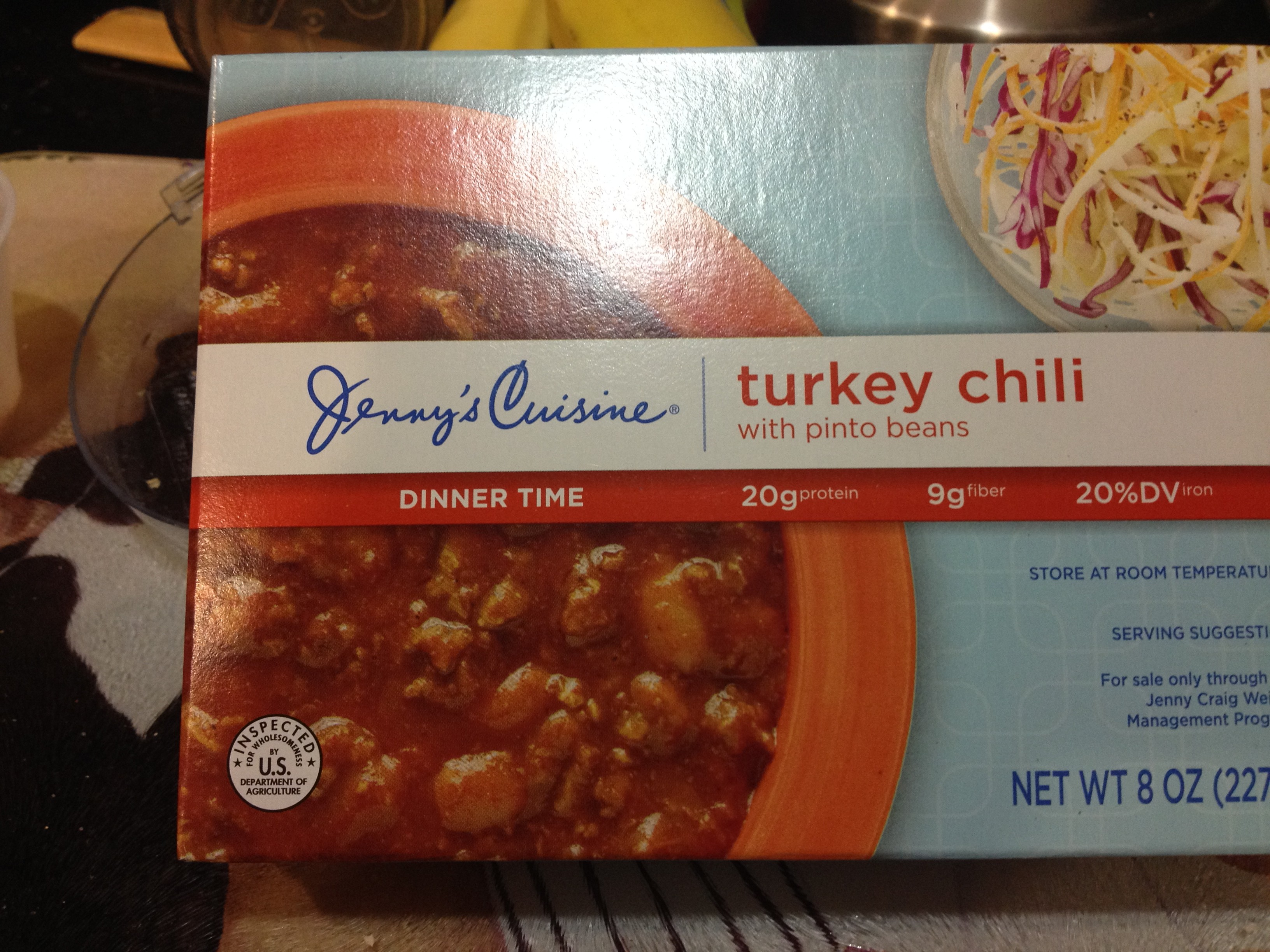 Jenny's Turkey Chili