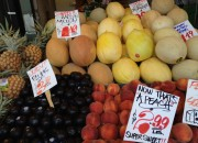 Don't worry what the Glycemic Index says about these fruits- its ok to eat them.