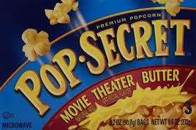 Trans fat are still present in many ingredients. 2 grams are in one cup of this popcorn.