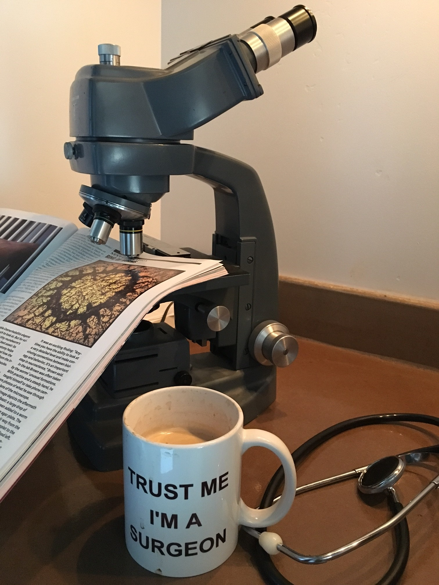 Medical headlines - with a twist